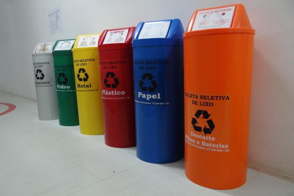 Programa de Gerenciamento de Resíduos Sólidos e Líquidos